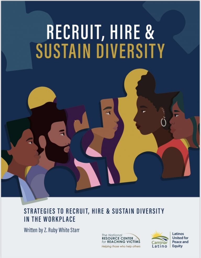 Strategies to Recruit, Hire, and Sustain Diversity in the Workplace